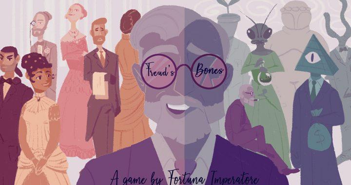 Freud in un videogioco: intervista a Fortuna Imperatore