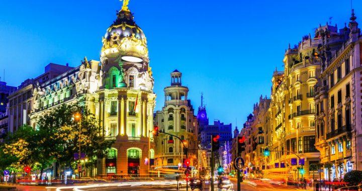 VOCI DAL MONDO: MADRID!