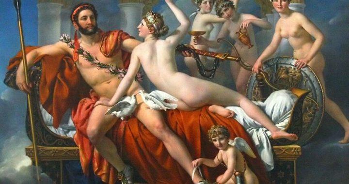 Amore e guerra tra sessi